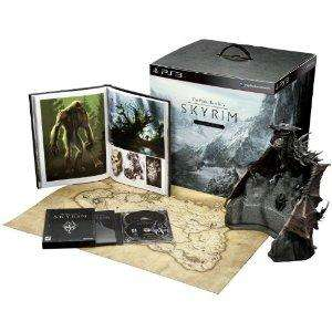 The Elder Scrolls V : Skyrim - Edition Collector sur PS3