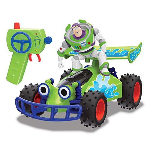 Buggy radiocommandé Dickie Toy Story 4 Buzz l'Eclair 201134004