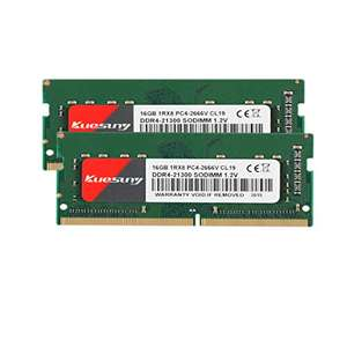 Kit de RAM Kuesuny DDR4-2666 SODIMM - 32 Go, 2x16 (vendeur tiers)
