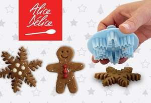 Sélection de produits en promotion - Ex : Emporte-pièce éjecteur flocon biscuit Noël