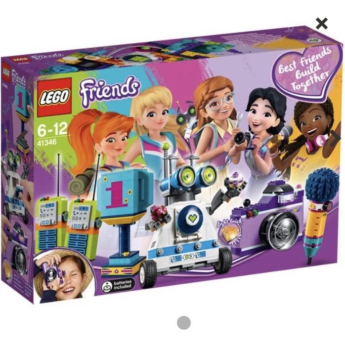 Jouet Lego friends (41346) - Boîte de l'amitié