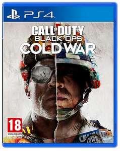 Call Of Duty: Black Ops Cold War sur PS4 & Xbox One (via 26,70€ en bons d'achat) - Leclerc Mios (33)