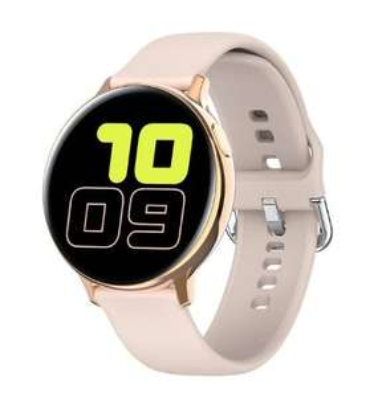 Montre connecté Lemfo S20 ecg smart watch - Rose