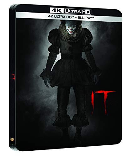 Blu-Ray 4K UHD - Ça Edition SteelBook (Vendeur tiers)