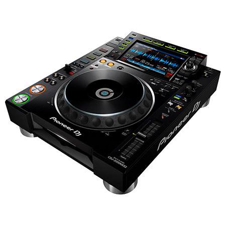Platine CD Pioneer DJ CDJ 2000 Nexus 2