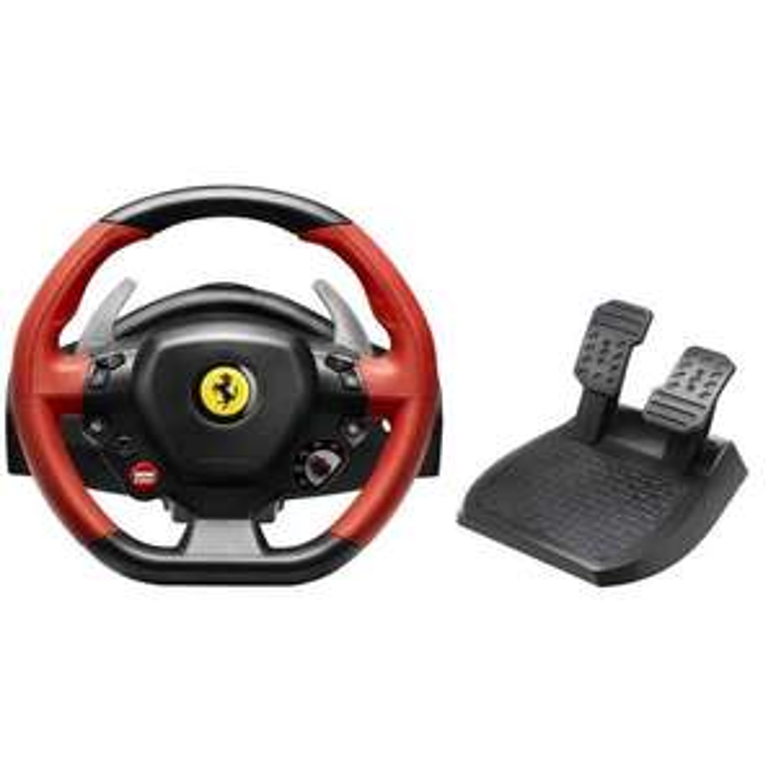 Volant Thrustmaster Ferrari 458 Spider Racing Wheel pour Xbox One