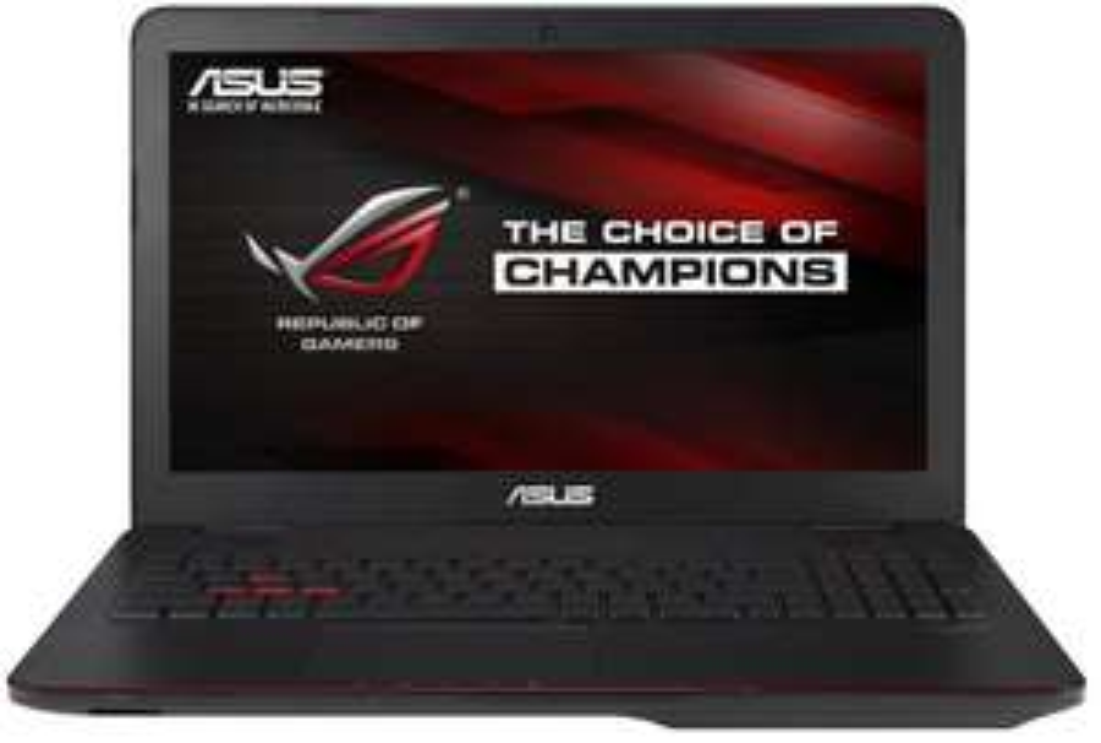 "PC Portable 15.6"" Asus ROG G551JW-DM379T (Intel Core i7, 8Go RAM, 1To SSHD avec cache SSD 24Go, GeForce GTX960M)"