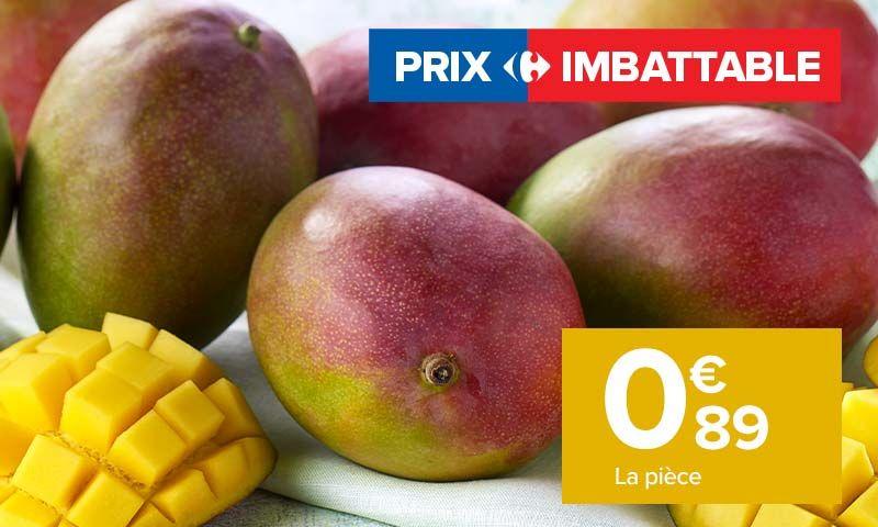Mangue Kent - Catégorie 1, Origine Pérou ou Brésil
