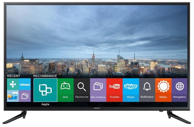 """Téléviseur 40"""" Samsung 40JU6000 -  4K - Smart TV (via ODR 10%)"""