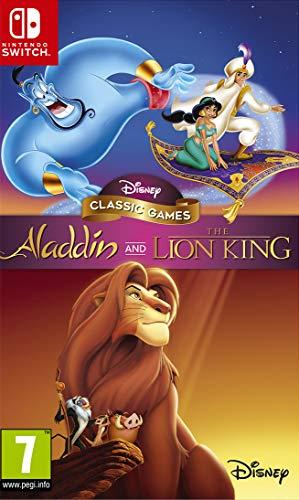 Disney Classic Games - Aladdin et le Roi lion sur Nintendo Switch
