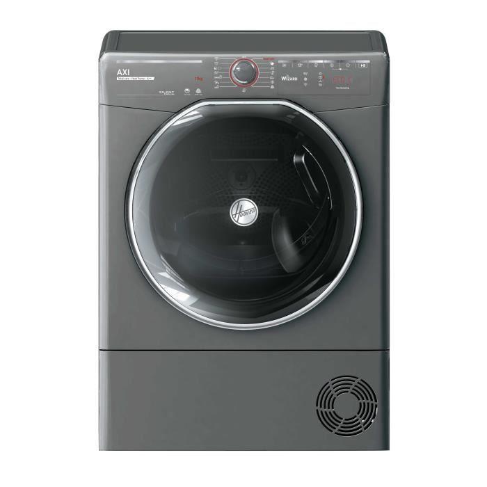 Sèche-linge pompe à chaleur Hoover ATDH11A2TKERXMSS - 11 kg - Classe A++ -