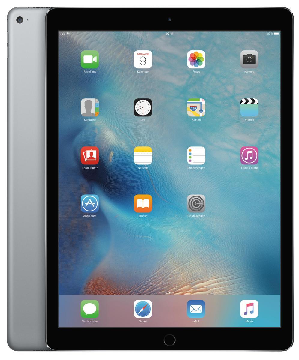 Tablette iPad Pro 128 GB Gris sidéral Wifi