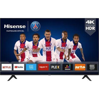 """TV 58"""" Hisense T58AE7000F - UHD, HDR 10+, Smart TV"""