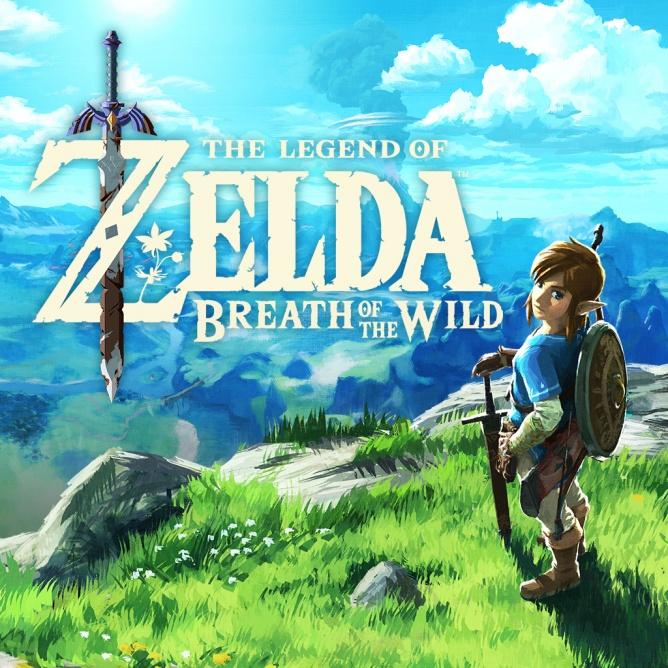 Sélection de jeux nintendo switch dématérialisés en promotion - Ex: The legend of Zelda Breath of the wild (Store US, CAN, MEX)