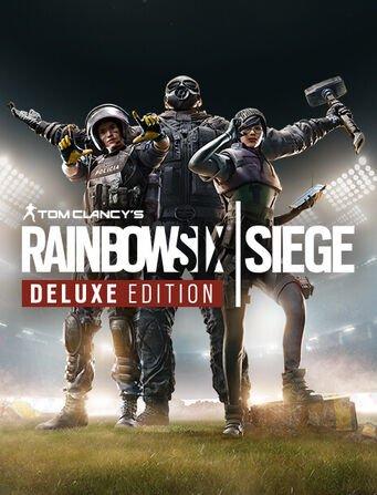 Tom Clancy's Rainbow Six Siege Deluxe Edition sur PC (Dématérialisé)