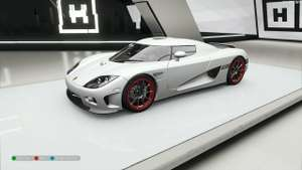 DLC voiture Koenigsegg CCX 2006 offerte sur Forza Horizon 4 (dématérialisée)