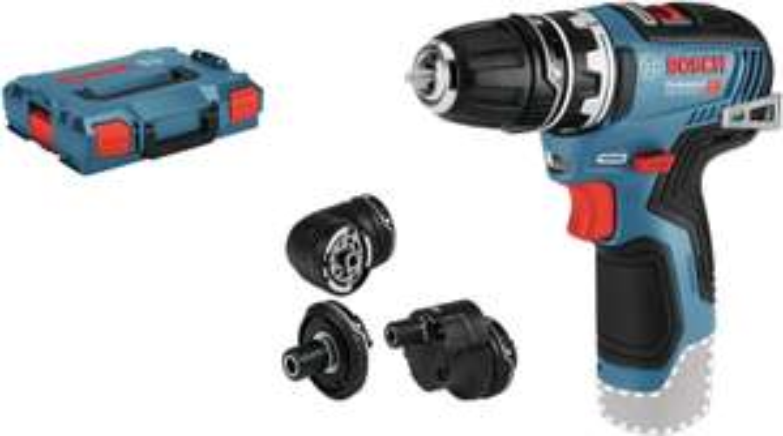 Coffret perceuse-visseuse sans-fil Bosch GSR 12V-35 FC (12 V) - sans batterie, ni chargeur