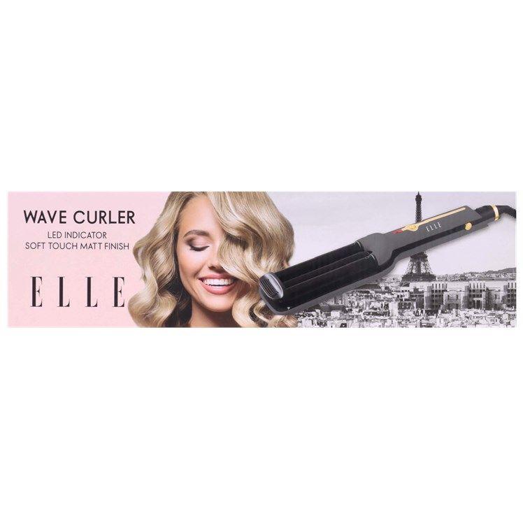 Boucleur pour cheveux Elle Wave curler