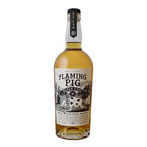 1 Bouteille de Whiskey Flaming Pig 40% 70cl