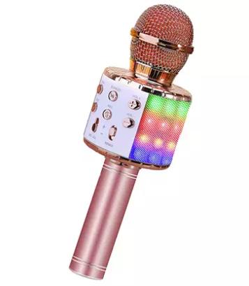 Microphone sans-fil pour karaoké - Bluetooth