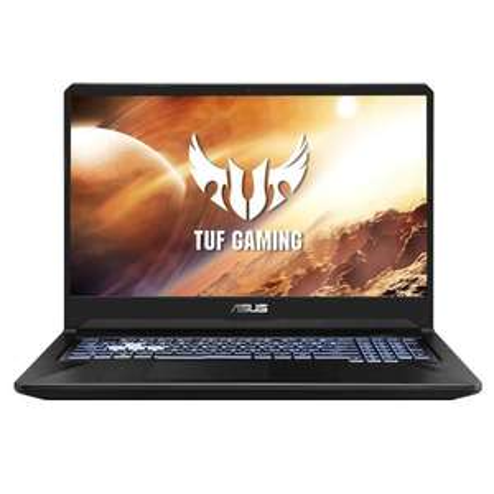 PC Portable 17,3'' Gamer ASUS TUF705DT-AU040T - FHD, Ryzen 5-3550H, 8 Go de RAM , SSD 512 Go, GTX 1650 4Go, Windows 10