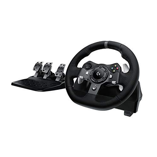 Volant + Pédalier Logitech G920 Driving Force Racing Wheel