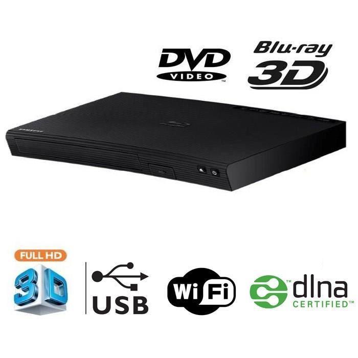 Sélection d'articles jusqu'à 100% Remboursés en 2 bon d'achat - Ex : SAMSUNG BD-J5900 Lecteur Blu-Ray DVD 3D WiFi  + 99.99€ en 2 bons d'achat (via ODR)