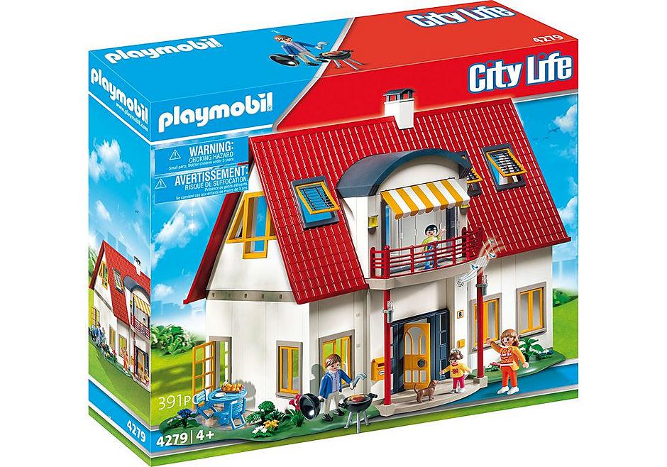 Jouet Playmobil City Life (4279) : La Villa Moderne