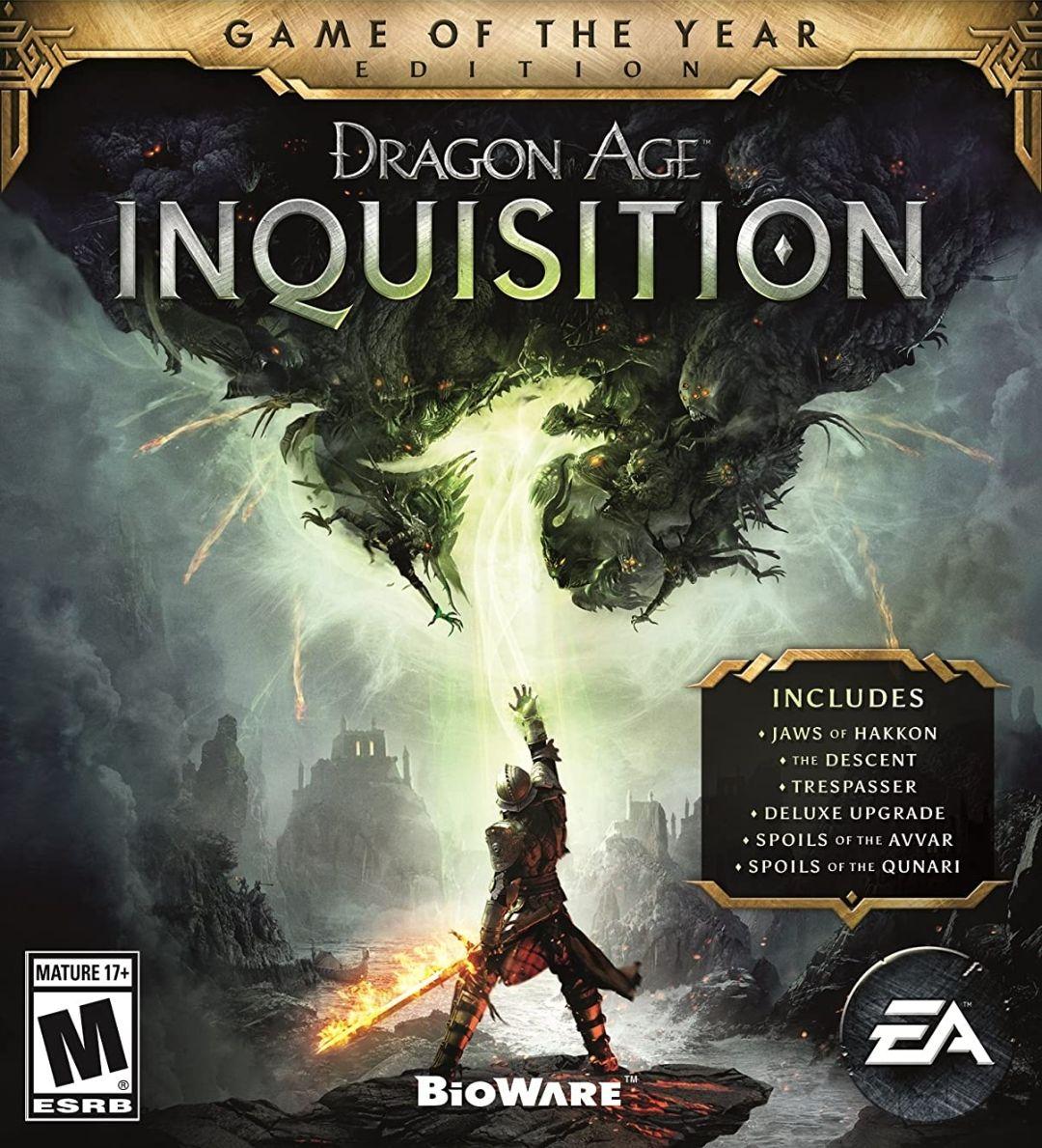 Dragon Age Inquisition : Game Of The Year sur PC (Dématérialisé)