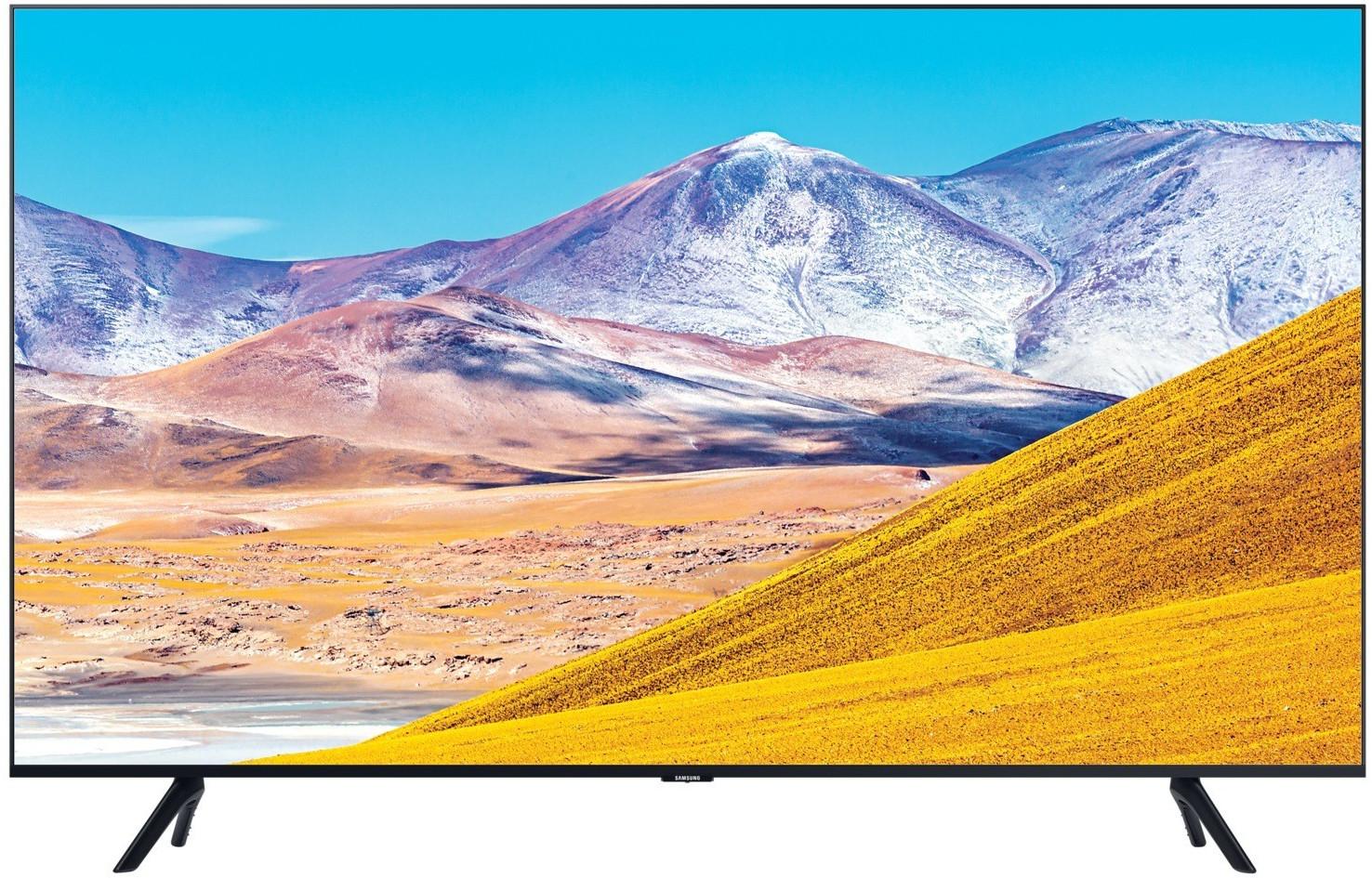 """TV 65"""" Samsung UE65TU8005 - 4K UHD, LED, Smart TV, Tizen OS (+ 79.9€ en Rakuten Points) - Boulanger"""