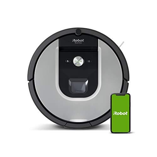 Aspirateur robot connecté - iRobot Roomba 971