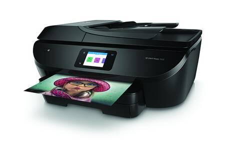 Imprimante Photo HP Envy 7830 + 1 an Instant Ink offert