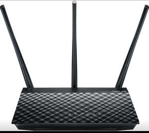 Routeur Wi-fi Asus Rt-ac53 Ac 750 Mbps Double Bande