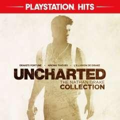Uncharted The Nathan Drake Collection ou The Lost Legacy sur PS4 (Dématérialisé - Store Brésil)