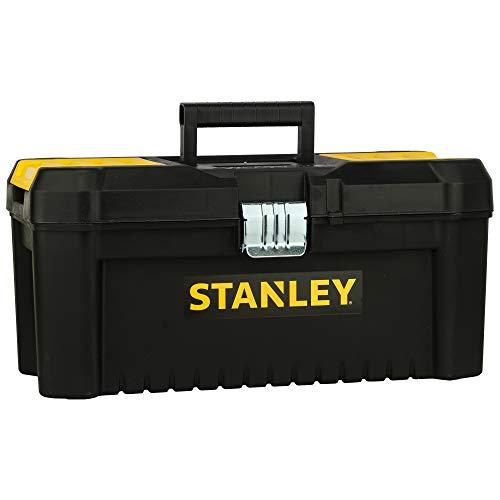 Boite À Outils Plastique Stanley STST1-75518 avec 2 Organiseurs