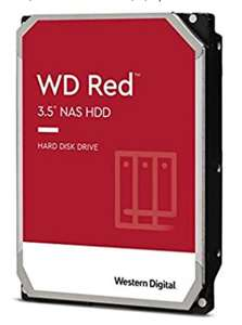 """Disque dur interne 3.5"""" WD Red NAS - 6 To"""