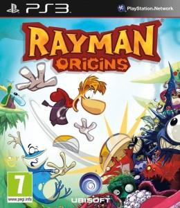 Rayman Origins sur PS3, Xbox 360 et WII