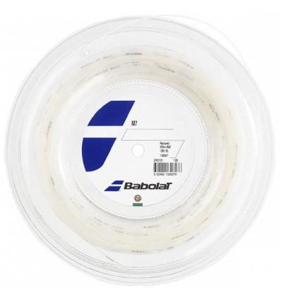 Bobine de cordage en polyamide multi-filament - Babolat M7 - 200m (sportsystem.fr)