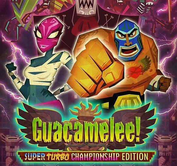 Jeu Guacamelee! Super Turbo Championship edition sur PC à (Dématérialisé)