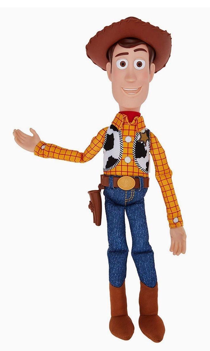 Figurine Lansay - Toy Story 4 : Woody (64613)