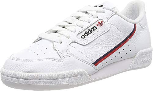 Paire de baskets basses Adidas Continental 80 - A partir de 37,45€ pour les tailles 39 1/3 & 40 2/3