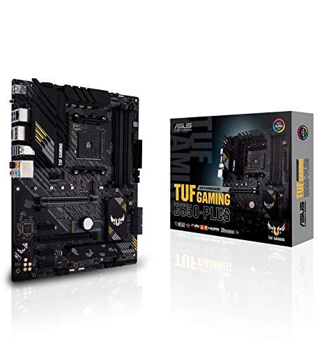 Carte mère Asus TUF Gaming B550-Plus (Via coupon)