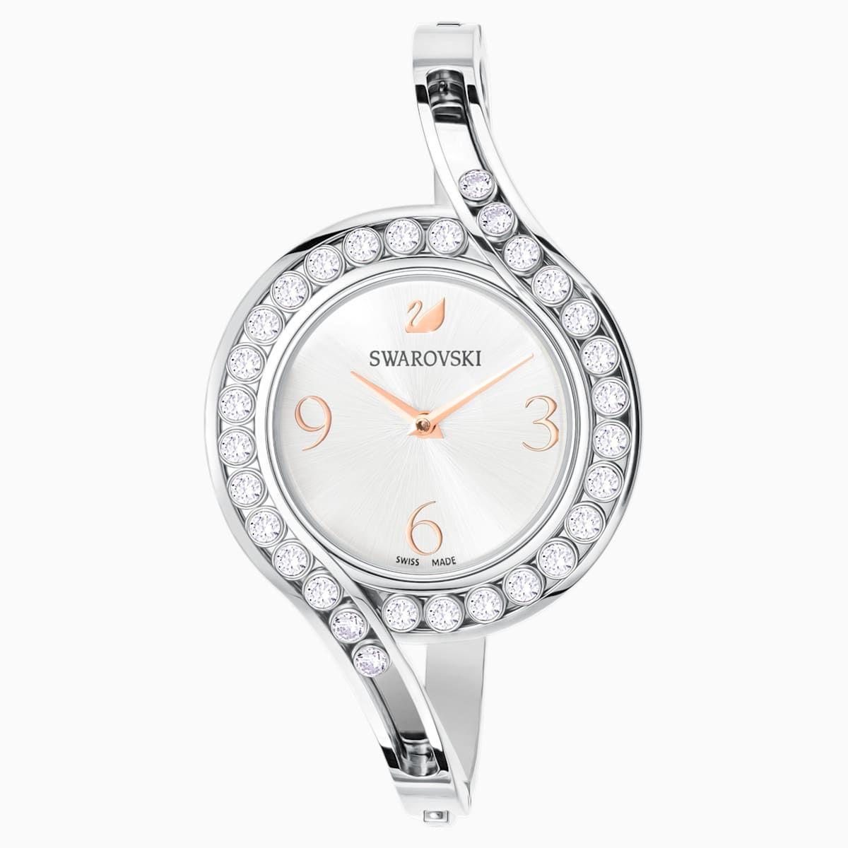 Montre swarovski Lovely Crystals Bangle - Bracelet Métal