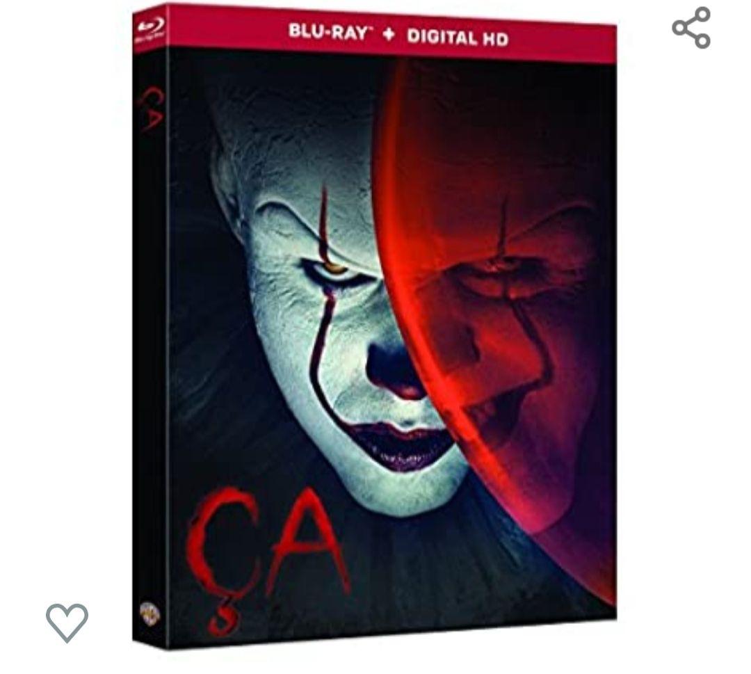 Blu-ray : Ça
