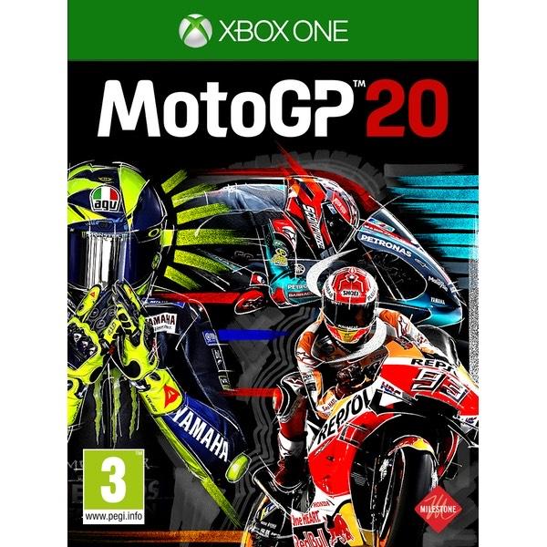 MotoGP 20 sur Xbox One