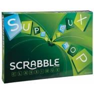Jeu de société Mattel Scrabble Classique