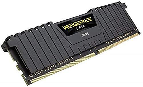 Kit Mémoire RAM Corsair Vengeance LPX Black 32Go (2x16Go) - 3600 MHz, C18, DDR4-RAM