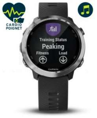 Montre GPS Garmin forerunner 645 music