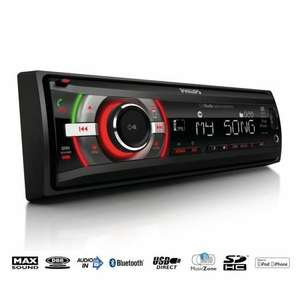 Autoradio Philips CE152BT - USB SD iPod Bluetooth (Avec ODR de 15€)