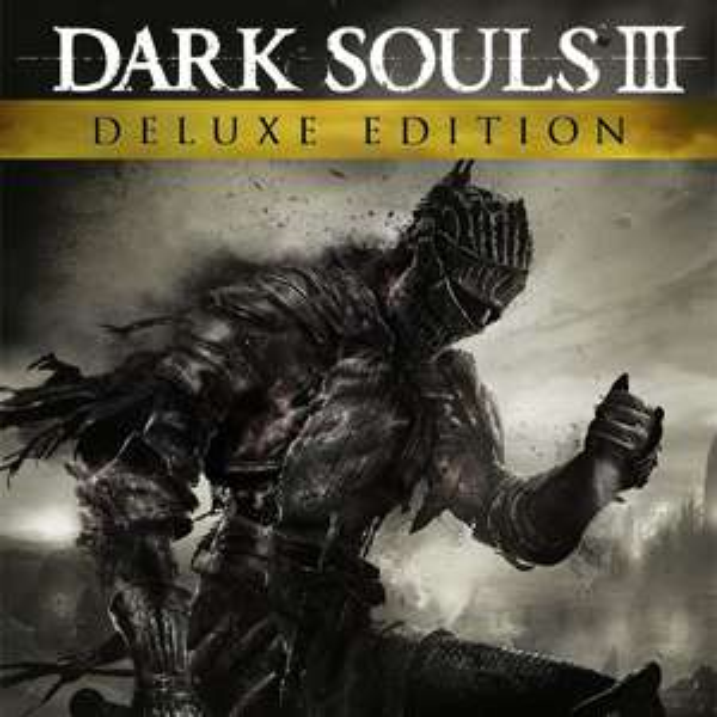 Dark Souls III - Deluxe édition sur PS4 (Dématérialisé)